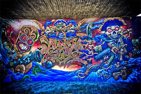 graffiti fantasy